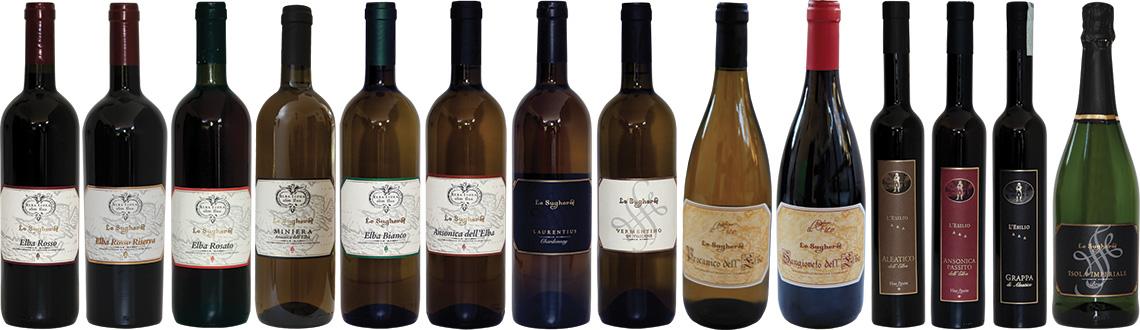 Vini Azienda Agricola Le Sughere